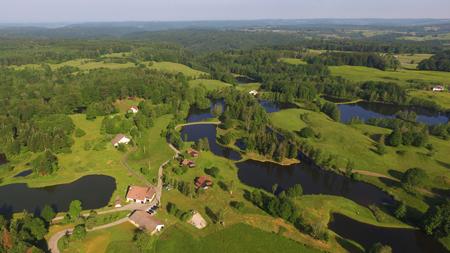 Au coeur des 1000 étangs